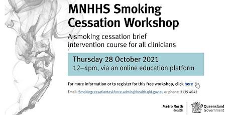 MNHHS Smoking Cessation Workshop tickets
