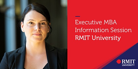 Executive MBA Information Session tickets