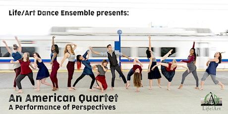An American Quartet - Virtual Option tickets