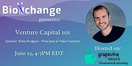 Venture Capital 101 tickets