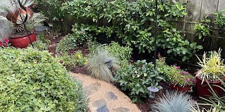 Gardening 101, Reducing Pests & Water Usage tickets