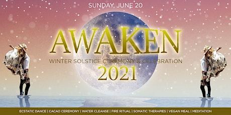 AWAKEN: Winter Solstice Ceremony & Celebration tickets