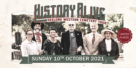 Themed Cemetery Tour - Geelong Western Cemetery tickets