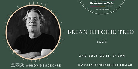Jazz by Candlelight  -  with  Brian Ritchie Trio tickets