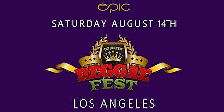 Reggae Fest LA  Dancehall Vs Soca at The Globe Theater tickets
