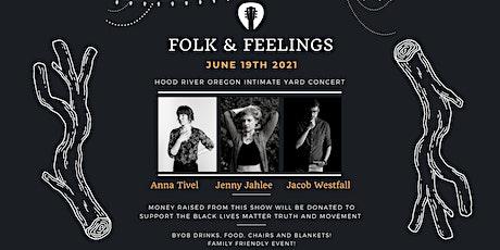 Anna Tivel, Jenny Jahlee, And Jacob Westfall! tickets