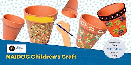 Naidoc Children's Craft - Fairfield Library tickets