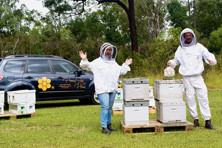 HoneyBee Hives Community Open Day Free Event image