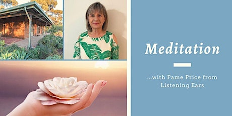Meditations with Pame Price (5 weekly sessions) tickets