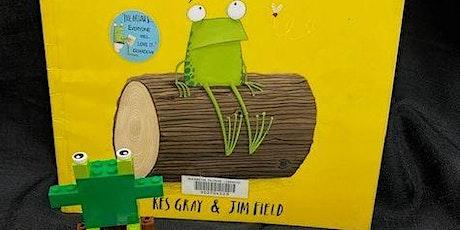 Storybook Building Blocks at Braidwood Library tickets
