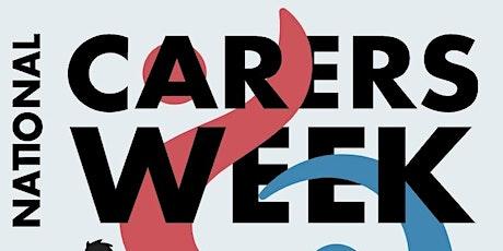 Carers Week tickets
