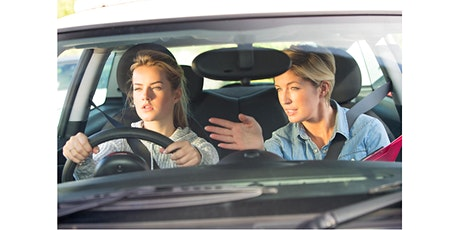 Online Skill Up – Supervising Learner Drivers tickets