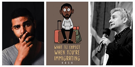 What to Expect When You're Immigrating tickets