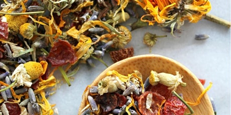 Tea blending workshop for woman. tickets