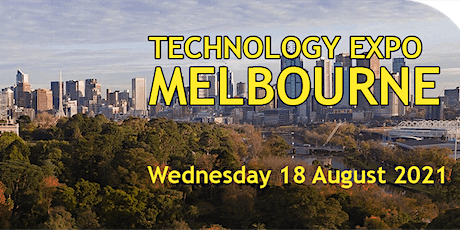 IIC Melbourne Technology Engineering Expo 2021- Free Entry 18 August 2021 tickets