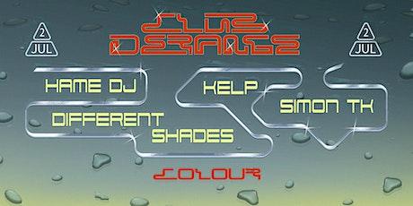 Club D'erange w/ Hame DJ, Different Shades, kelp, Simon TK tickets