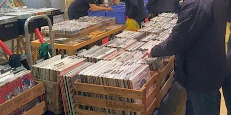 Die Braunschweiger CD- & Schallplattenbörse Tickets