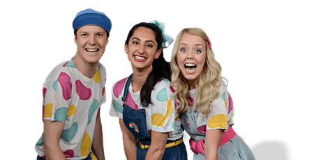 The Beanies Performance + Story Time _ School Holidays_ 2- 8 years tickets