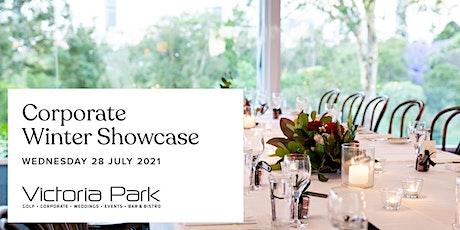 Corporate Winter Showcase - Victoria Park tickets