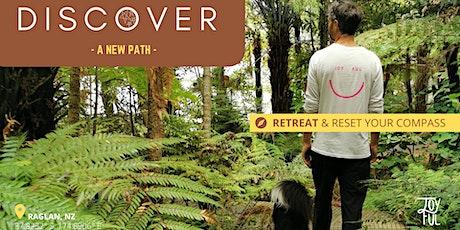Discover - Raglan Retreat tickets