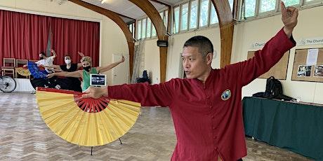 19 June: 3rd Chen Fan Taijiquan London workshop – In-Venue + Online tickets