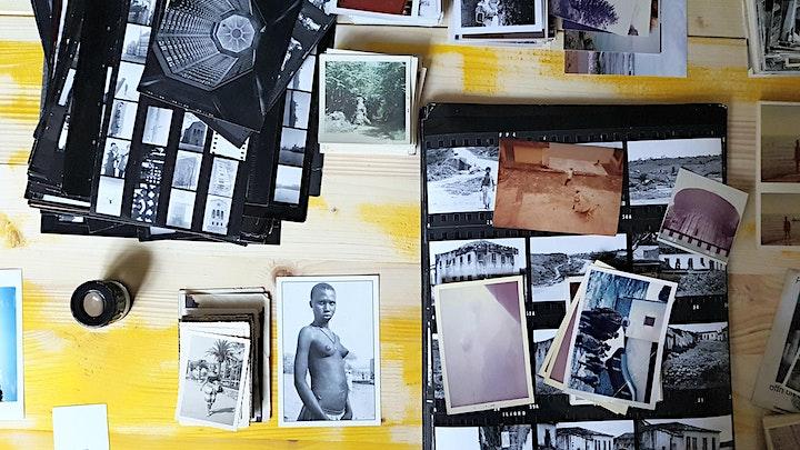 Immagine 16mm film workshop with WARSHADFILM