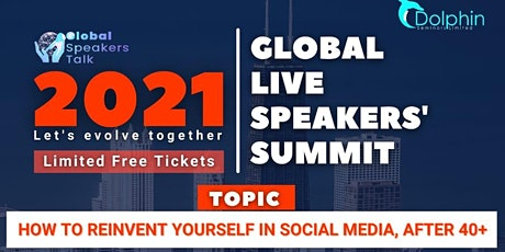 Global Live Speakers Summit tickets