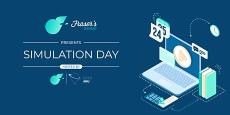 Free Simulation Day | Canberra | Cohosted by Science Society ANU tickets