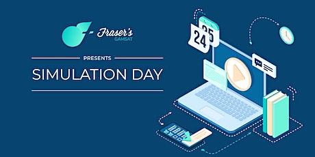 Free Simulation Day   Online   Fraser's GAMSAT tickets