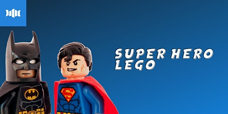Holiday Activity: Super Hero Lego - Ulladulla Library tickets
