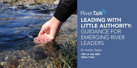 Leading With Little Authority: Guidance For Emerging River Leaders tickets