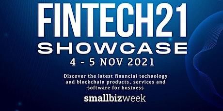 FINTECH21 Showcase & Seminar Sessions tickets