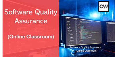 Software Quality Assurance (Online Classroom)