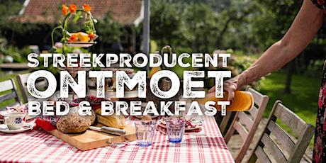 Het ontbijt ontmoet het streekproduct tickets