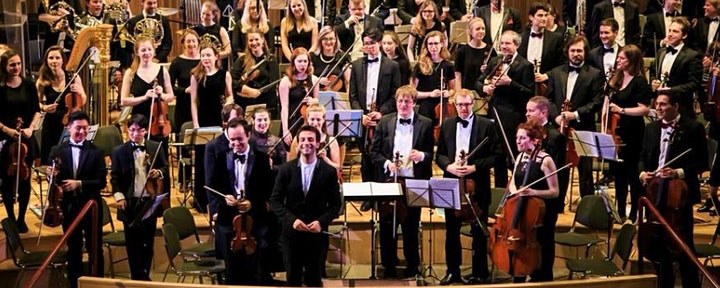 Double Eight by London City Orchestra - 17:30 concert (socially distanced) image