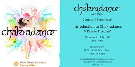 CHAKRADANCE™ - Introduction tickets