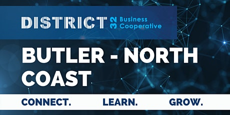 District32 Business Networking Perth – Clarkson / Butler - Fri 06 Aug tickets