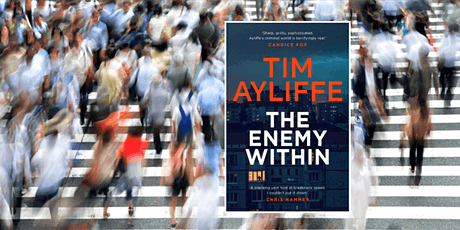 CANCELLED - Author Talk: Tim Ayliffe Talks about Political Thrillers (BL) tickets