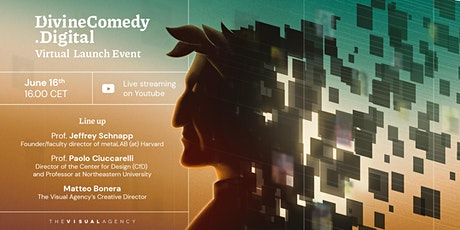 DivineComedy.digital Virtual Launch Event tickets