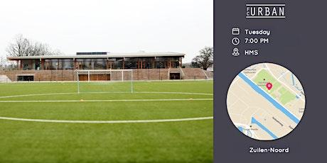 FC Urban Match UTR Di 15 Jun HMS Match 2 tickets