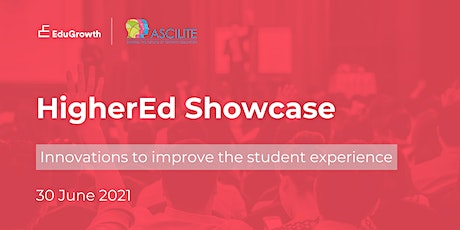 Innovations to Improve the Student Experience: HigherEd Showcase Tickets
