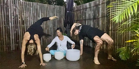 Animal Flow and Sound Bath Immersion tickets