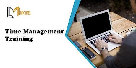 Time Management 1 Day Virtual Live Training in Rio de Janeiro ingressos