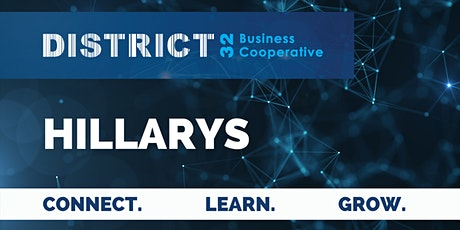 District32 Business Networking Breakfast – Hillarys - Tue 17 Aug tickets
