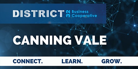 District32 Business Networking Perth – Canning Vale - Thu 19 Aug tickets