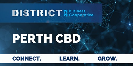 District32 Business Networking – Perth CBD - Fri 20 Aug tickets