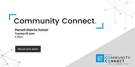 Auckland  Central Community Connect Event - Presented by Linewize tickets