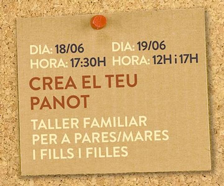 Imagen de TALLER MANUALITATS - CREA EL TEU PANOT (12:00)