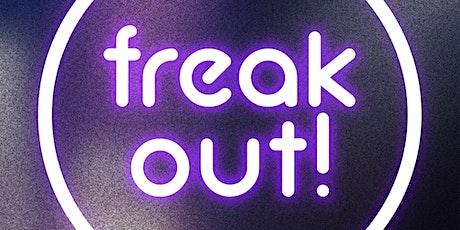 Freak Out, en concert entradas