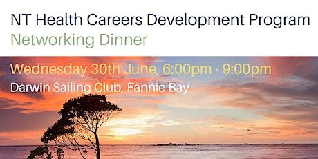NT Health Careers Networking Dinner - Darwin tickets